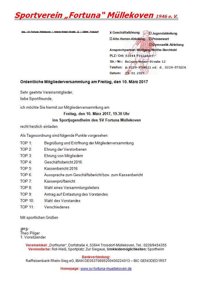 Mitgliederversammlung2017