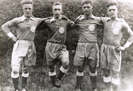 Fussball-vor-1946