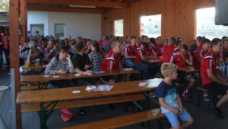 """Anmeldung """"Unser Dorf spielt Fußball 2017"""""""